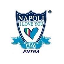 ART I LOVE NAPOLI ACCAPPATOIO SPUGNA