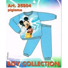 DISNEY PIGIAMA BIMBI COTONE ART 25904