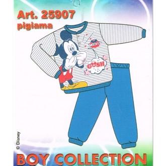 DISNEY PIGIAMA BIMBI COTONE ART 25907
