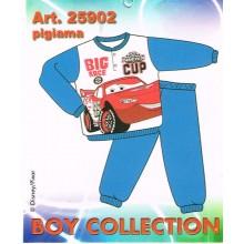 DISNEY PIGIAMA BIMBI CARS COTONE ART 25902