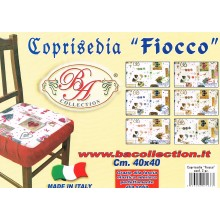 Art. FIOCCO - BACOLLECTION COPRISEDIA (x2)