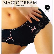 MAGIC DREAM SLIP DONNA PIZZO ART 1700