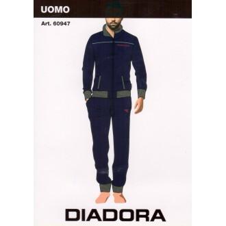 TUTA UOMO DIADORA FELPA ART 60947