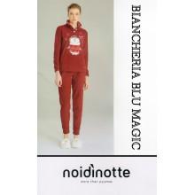 ART FA 6372 NOI DI NOTTE PIGIAMA DONNA MICROPILE