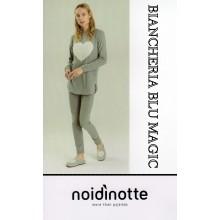 ART FA 6335 NOI DI NOTTE PIGIAMA DONNA CALDO COTONE