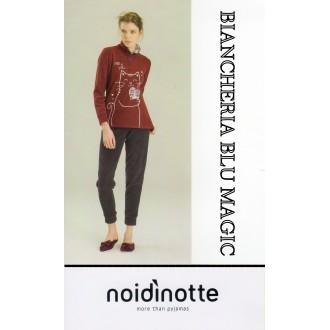 ART FA 6321 NOI DI NOTTE PIGIAMA DONNA MICROPILE