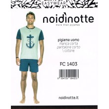 Art. FC 1403 - NOIDINOTTE PIGIAMA UOMO BOE