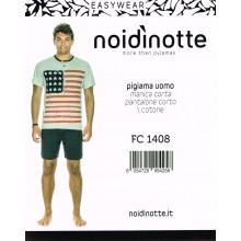 Art. FC 1408 - NOIDINOTTE PIGIAMA UOMO USA