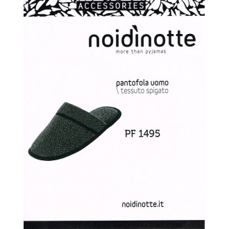Art. PF 1495 - NOIDINOTTE PANTOFOLA UOMO