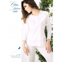 COTTON FASHION PIGIAMA DONNA